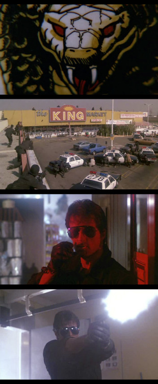 Cobra, 1986 (dir. George P. Cosmatos) By hotmarcus
