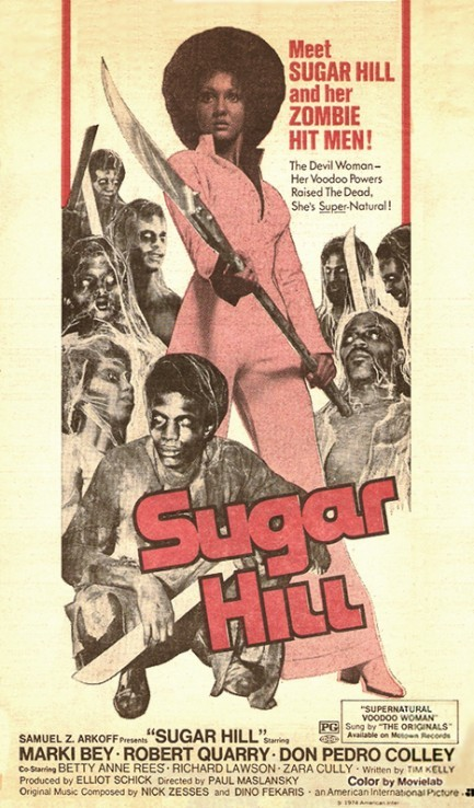 mudwerks:  Acidemic- Film: Doll Enflamed: SUGAR HILL (1972)