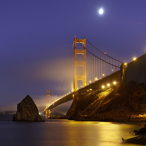 Foto genial del Golden Gate, San Francisco