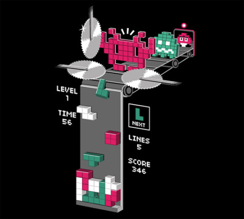 The Reality Behind Tetris