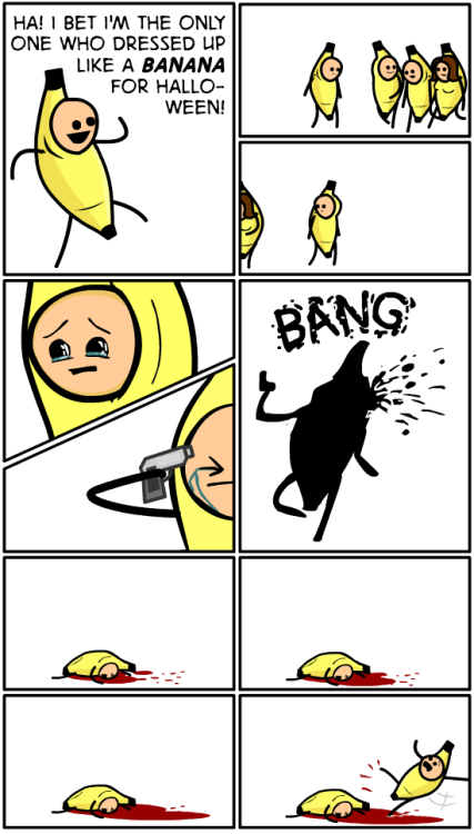 Awesome Something*Positive Guest comic by Cyanide & Happiness!!