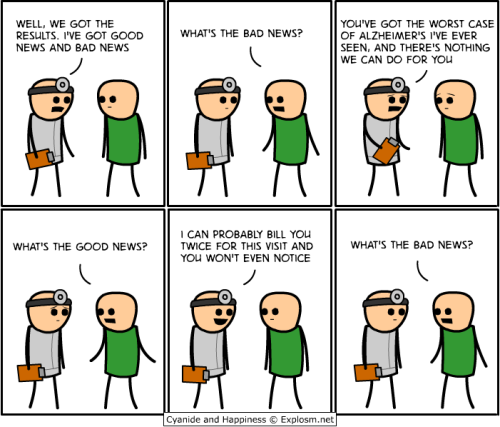 Cyanide & Happiness 09.14.2010 by Rob
