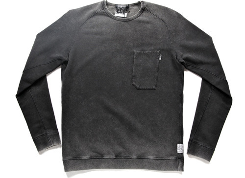 Stone Island Shadow Project Corrosion Sweatshirt