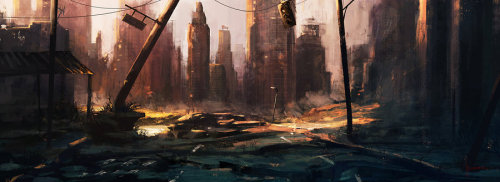 Apocalypse on Third Str. by *crahzz