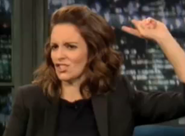 gawkertv:  Tina Fey Explains How She Got So Drunk at the Emmy's: By Trying to Keep Up with Jon Hamm [Tina Fey remains awesome via Gawker.TV]