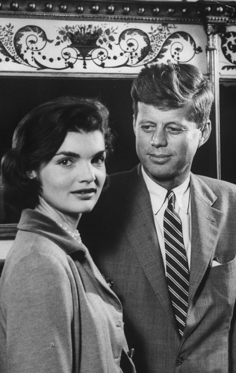 kennedys:  Mr. and Mrs.