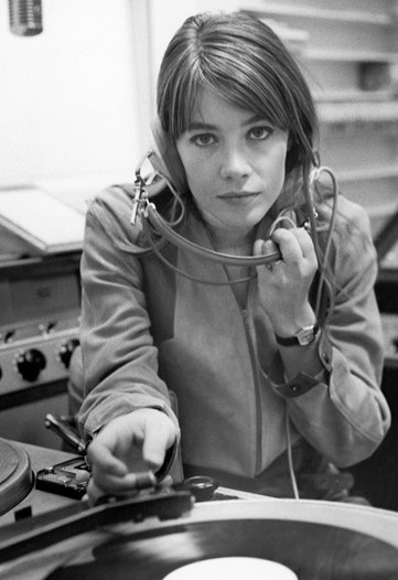Françoise Hardy, October 1966
