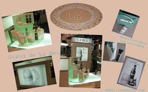 Evento La Mer, presentando The Regenerating Serum