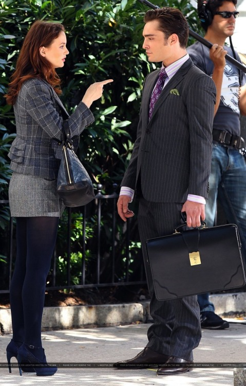 On set September 23rd. You tell him who's boss, Waldorf.