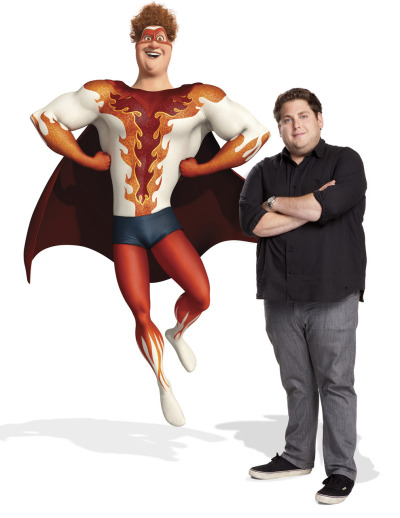 New Megamind Image Jonah Hill
