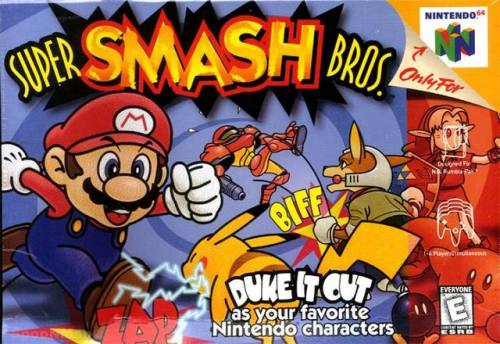 Super Smash Bros. - released in 1999 Probably one of the most successful franchises that has ever existed, Super Smash Bros. was, in a way, Nintendo's version of the Marvel Vs. Capcom series in that it's a clash of characters from different worlds (however the style of fighting is quite different.) Players were able to pit Mario against Link, or Donkey Kong against Pikachu. Super Smash Bros. came out of the left field, gamers were stoked (and for good reason!) Super Smash Bros. is also available on the Wii Virtual Console, and it was met with two sequels which improved on the formula, Super Smash Bros. Melee on the GameCube and Super Smash Bros. Brawl on the Wii.
