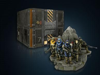 Halo: Reach - Legendary Edition  XD  PLAY.com - from £149.99 (can someone buy me this pls !!!!!!) :)