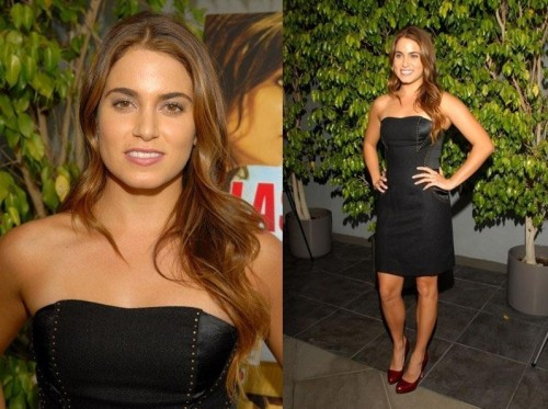 Nikki Reed at the premiere of her movie Last Day of Summer in LA on Sept. 22, 2010