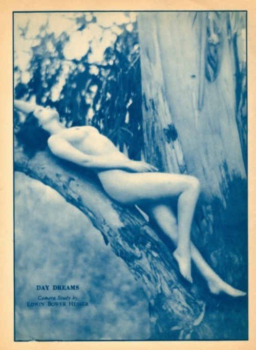 Day Dreams by  Edwin Bower Hesser *  in Studio Art Studies, n.9 1930