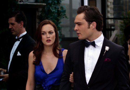 bdfl:  Blair and Chuck - 4x04 Touch of Eva