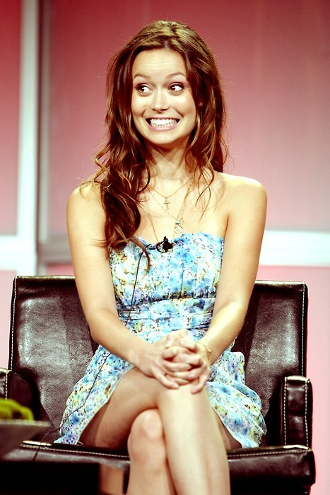 fuckyeahgirlcrush:  Summer Glau Submitted by captaintightpants-