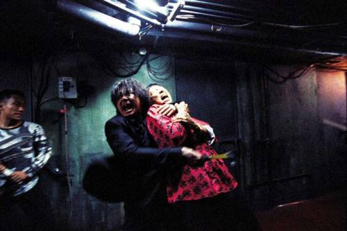 Oldboy Oldboy is worth watching for the visuals, which says a lot because as story is very strong (if a little for-fectched). Director Park Chan-wook's punctuation of the misery of the title character Oh Dae-su (Choi Min-sik) by visceral and brutal action makes this one a classic.