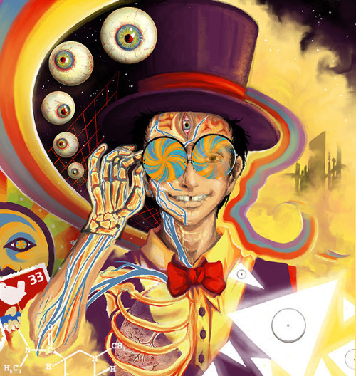 Superjail Acid Trip