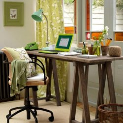 heartbeatoz:  Create a country-style home office « roomenvy