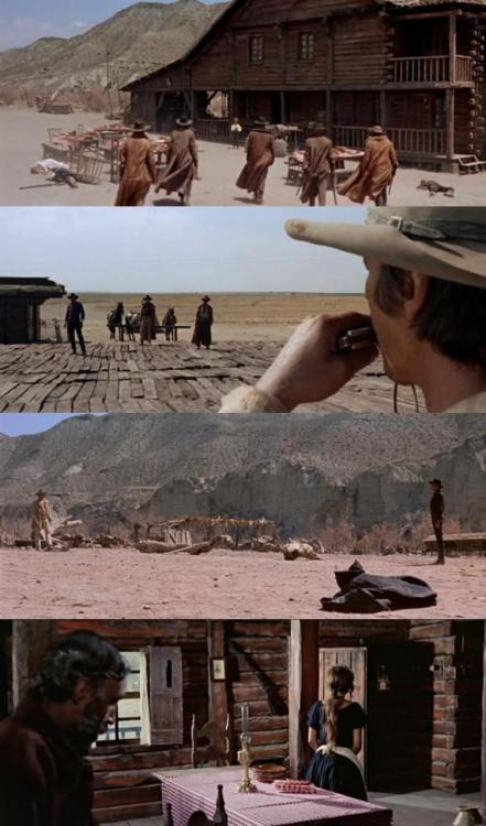 Once Upon a Time in the West, 1968 (dir. Sergio Leone)By ilikeglasses[Note: this is a reframe; you can see the first one here]