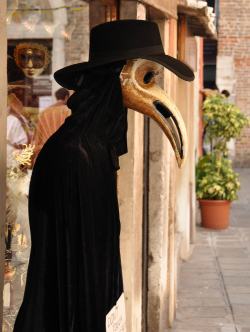 Plague Doctor by davidatblas
