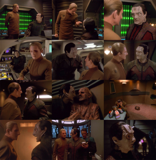 paramaline:  Just saw a two part episode of DS9 that consisted almost entirely of Odo and Garak doing nothing but talking to each other. And it was some of the best television I've ever watched. FUCK I LOVE THESE CHARACTERS AND THIS SHOW.