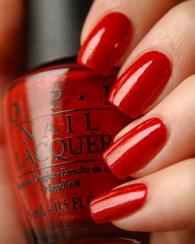 fuckyeahnailpolish:  Ali's Big Break by OPI