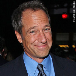 Wednesday's intriguing people – This Just In - CNN.com Blogs Yeah, Mike Rowe!