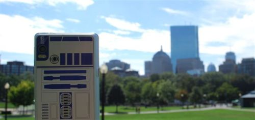 Attention Rebel Forces, limited quantities of the Droid R2-D2 by Motorola will land Thursday at the Verizon Wireless store at 340 Washington Street in Boston.  The limited edition DROID R2-D2 by Motorola will be available online at www.verizonwireless.com and in select Verizon Wireless Communication stores beginning Sept. 30.