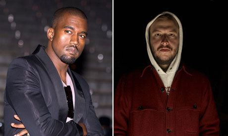 So, i heard about the Kanye and Bon Iver(Justin Vernon) collaboration a while back and actually heard one song and pretty much thought it sucked, but this morning i heard another(in which the Bon Iver song Woods is sampled), and well,…i don't know what to think about it. It also features Gil Scott Heron of whom i'm a fan of.  Click here to give it a listen.  What do you think?