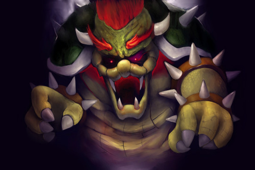 Bowser by ~Sotherby Yet another Deviation featured on Tumblr's Radar!