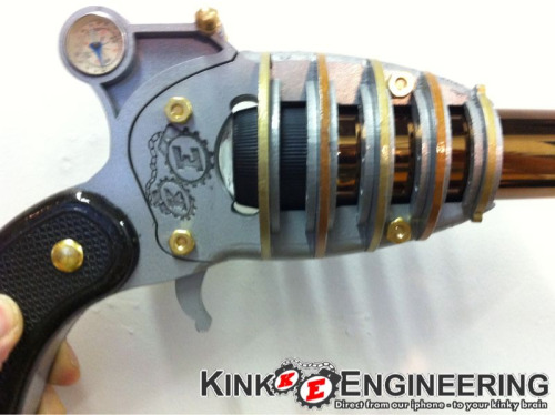 Little death rays with the www.kinkengineering.com logo! On our store soon