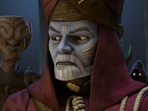 "George Lucas to appear in Star Wars: The Clone Wars. #StarWars (via Den of Geek!) ""George Lucas is set to make his first appearance in Star Wars: The Clone Wars as Chairman Papanoida in episode four of season three. Sphere Of Influence sees the Star Wars creator's second outing as the blue-skinned resident of Coruscant, after first making a cameo in Revenge Of The Sith (where he had risen to the ranks of 'Baron')."" Read full story here: George Lucas to appear in The Clone Wars - Den of Geek"