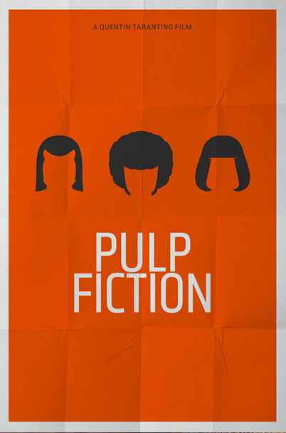 Pulp Fiction by Pedro Vidotto