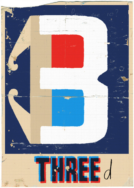 jocelynbernard:  Three (by Paul Thurlby)