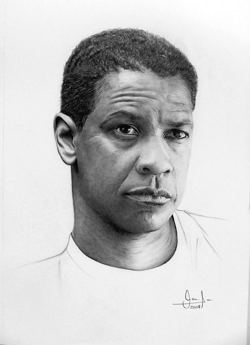 Denzel Washington will host this year's Nobel Peace Prize concert … Herbie Hancock, Florence and the Machine, Colbie Caillat and Elvis Costello have been tapped to play the Dec. 11 event. The winner of the Nobel Peace Prize will be announced on October 8 and awarded on December 10.  more, here. +++++ art: drawing by Valeria Fernand