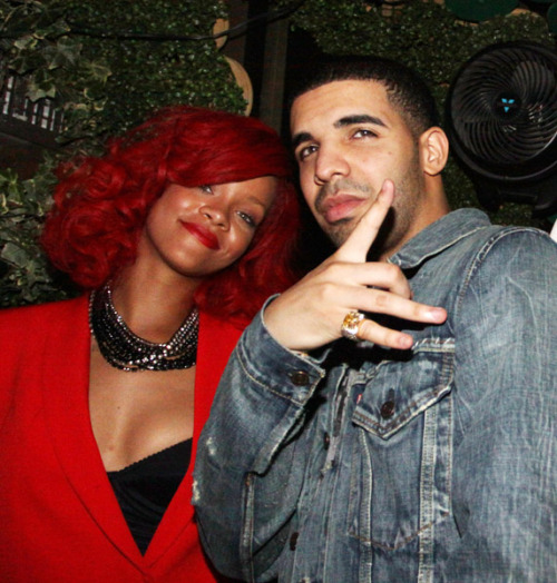Rihanna & Drake Partying At Green House On Tuesday Night, September 28, 2010 9/30/10