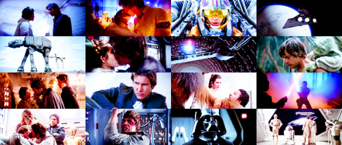 "snow-blind:   ""The force is with you, young Skywalker, but you are not a Jedi yet.""- The Empire Strikes Back (1980)  young Mark Hamill <3"