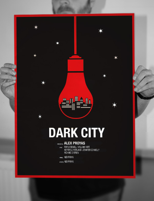 Dark City by Chris Thornley