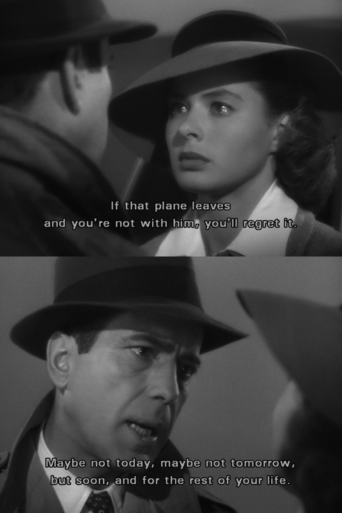 writtenonthewind:   leonardvole: When Bogie gives you advice, you better listen.  YOU SHUT YOUR WHORE MOUTH WHEN BOGIE IS SPEAKING.