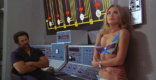 sadburro:  Britt Ekland Man with the Golden Gun (1974)