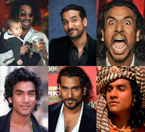 "Cast Trivia - Naveen Andrews His full name is Naveen William Sidney Andrews. He was born in South-West London, and is of Indian ancestry. His first name means ""new"" in Sanskrit. He clashed with his conservative  parents from a young age. He saw starring in school plays as a ""joyful release"", but his parents were very angry about his acting ambitions, hoping he would follow a more academic route. Naveen has since revealed that his father was 'very violent'. At age 16, he fell in love with his 30-year-old math teacher. Many tabloids report that he moved in with her and her husband at this age (and that the husband was shocked to find them in bed together one day), but Naveen has denied this. His father died of a heart attack when Naveen was 18, and he began openly living with his former teacher. In 1992, though the couple had since broken up, they had a son named Jaisal. He now lives with his mom in London, but has a close relationship with Naveen. He attended the prestigious Guildhall School of Music and Drama, along with Ewan McGregor and David Thewlis. During the beginning of his film career, Naveen became an alcoholic and drug abuser. He's also since spoken about being addicted to heroin for two years in the mid-90s. As of a 2008 interview, Naveen had been completely clean for four years. At age 29, he met actress Barbara Hershey on the set of an obscure indie film, and they started dating. She was 50 at the time and had a 25-year-old son. They were together for about six years, until a brief split in 2005. During this time, Naveen fathered a son, named Joshua, with another woman. However, he soon got back together with Barbara - until they split again in late 2009. One major reason that he wanted to audition for Sayid was that he ""couldn't bloody believe a prime-time TV show would have an Iraqi ex-Republican Guard torturer as a main character."" It was his idea for Sayid to romance Shannon, and the producers agreed with the unexpected match. They also thought it would deepen Shannon's character. His nickname for Maggie Grace is ""Miss America."" Naveen has said that he wishes he were more like Sayid. Unlike his character, he claims that he is ""absolutely not competent"" and ""can barely change a light bulb."" He is a smoker, and would often go on cigarette breaks with Ken Leung during filming. He is a talent guitarist and singer, having played since around age twelve. Along with Terry O'Quinn, he would often entertain the Lost cast and crew during breaks. He's said that he loves Country music. As of summer 2008, the only episode he ever watched of Lost was the pilot. He absolutely hates seeing himself act. He's joked about the possibility of a Lost sequel, saying ""Maybe it could be Locke… and Ben… and a baby!"" But he opinions that if any sequel did actual happen ""then Damon should be shot!"" Quotes: ""Older  women know who they are, and that makes them more beautiful than  younger ones. I like to see a face with some character. I want to see  lines. I want to see wrinkles.""""One of the great things about the show is that it is a collaborative  process. For example, it was my idea to have the relationship with  Shannon. I thought, 'What would really shock Middle-America? What if  Sayid was to have a relationship with a woman that looked like Miss  America?'  The most unlikely pairing…to come completely from left  field."" ""When I first got the premise, it was limited at best and dreadful at  worst. People crashing on an island - how many possible permutations can  you get out of that?"" (on ""what's going to happen next?"" on Lost) ""Look, I would love to bloody know, I really would, because it's sort of like  the Stalin Politburo. Disinformation and very little information from the  very beginning. You think, 'Why do they do this? We're adults.' I guess Stalin  felt the same way about his minions. 'No, they're not adults.' "" ""In  Hollywood, it's normal to have white men with black women, but the  reverse is too threatening. It's not an issue for me or the people I  know, so everyone should fucking get with it.""""A  slice of hot, buttered toast is the perfect meal. It's not too much and  not too little, and it gives you just the right buzz.""(on the Lost monster) ""At first I thought it was like a Dr. Moreau thing, like somebody must  have built something that goes around and eats people. But I honestly  think it's a device put in by the producers that if any of the actors  get out of hand, they get eaten by a monster. And it's true. Everyone's  s**t scared of being eaten."" (on what Lost mystery he's most curious about) ""The foot with the f**king toe missing. What was that and is it going to  come back? Is there going to be two feet next time, with a geezer on  top as the rest of the body?"" Videos: Interview with Jonathan Ross, in which he talks a lot about his troubled youth and drug-addicted years (part 1, part 2) Answering Lost fan questions Singing in the 1998 movie My Own Country Sharing what one item he'd bring on a deserted island Kissing compilation Sayid murders a dude with his feet"