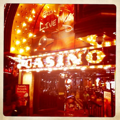 <p>I saw a casino here!!</p>