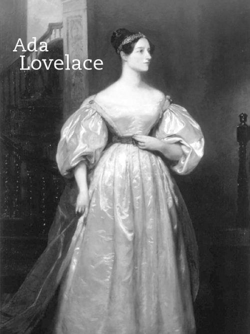 Ada Lovelace Thanks to Cutlerish