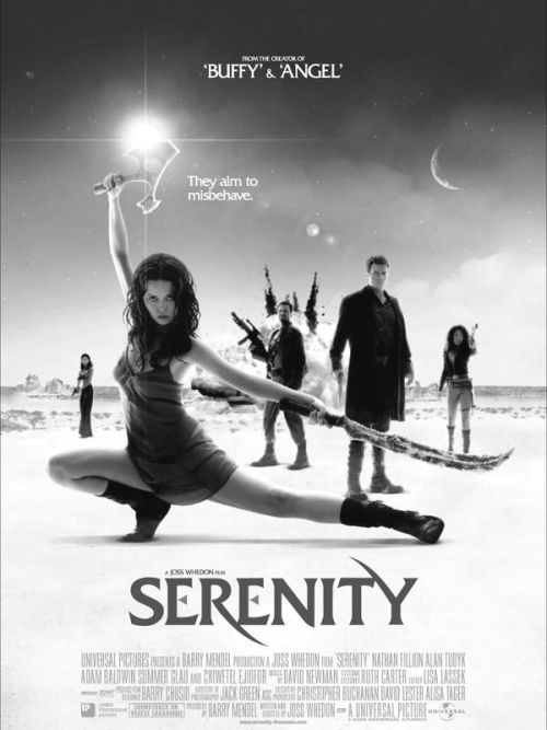 Serenity Thanks to Cutlerish.