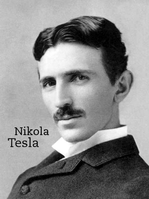 Nikola Tesla Thanks to Cutlerish