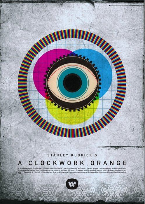 A Clockwork Orange by Matt Needle