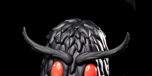 Jeff Soto new Seeker preview for Kidrobot Black. $100 and only 150 pieces. available at NY Comic Con