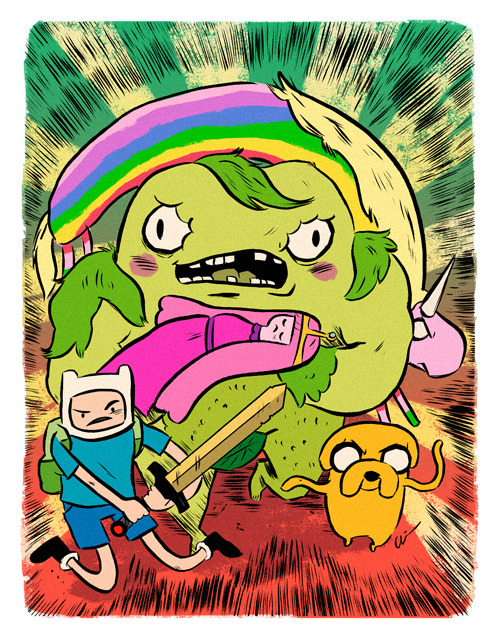 More Adventure Time fan art. Donny is thee BEST! Ok, back to drawing other stuff.