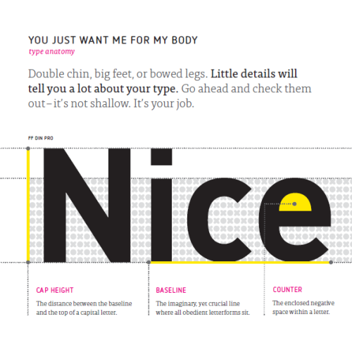 free typography tips pdf downloads from FontShop